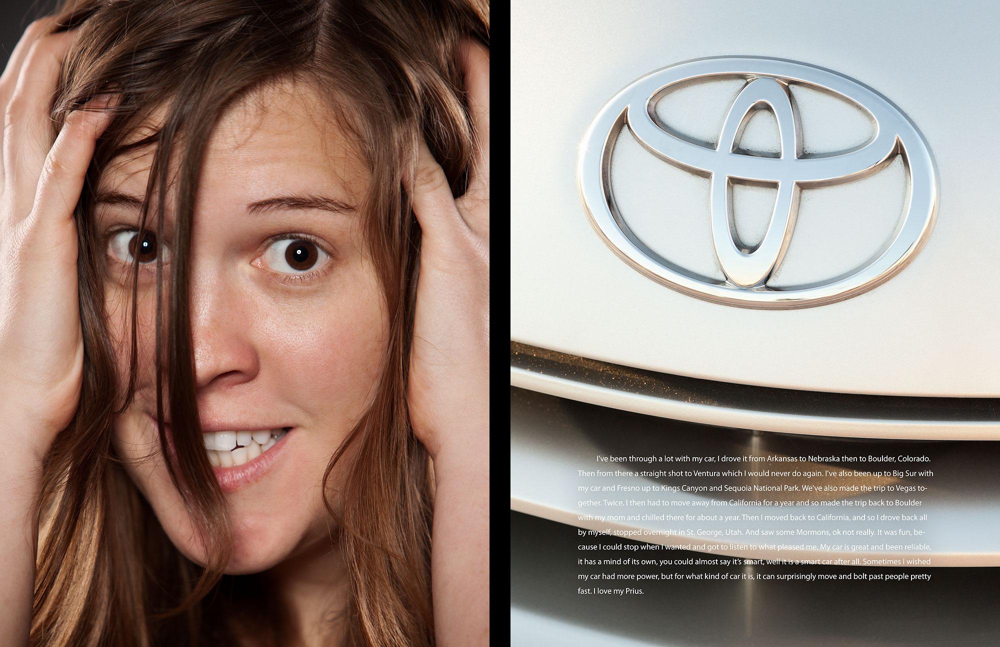 Portrait Photography I: A Dream #6 by Alex Kay