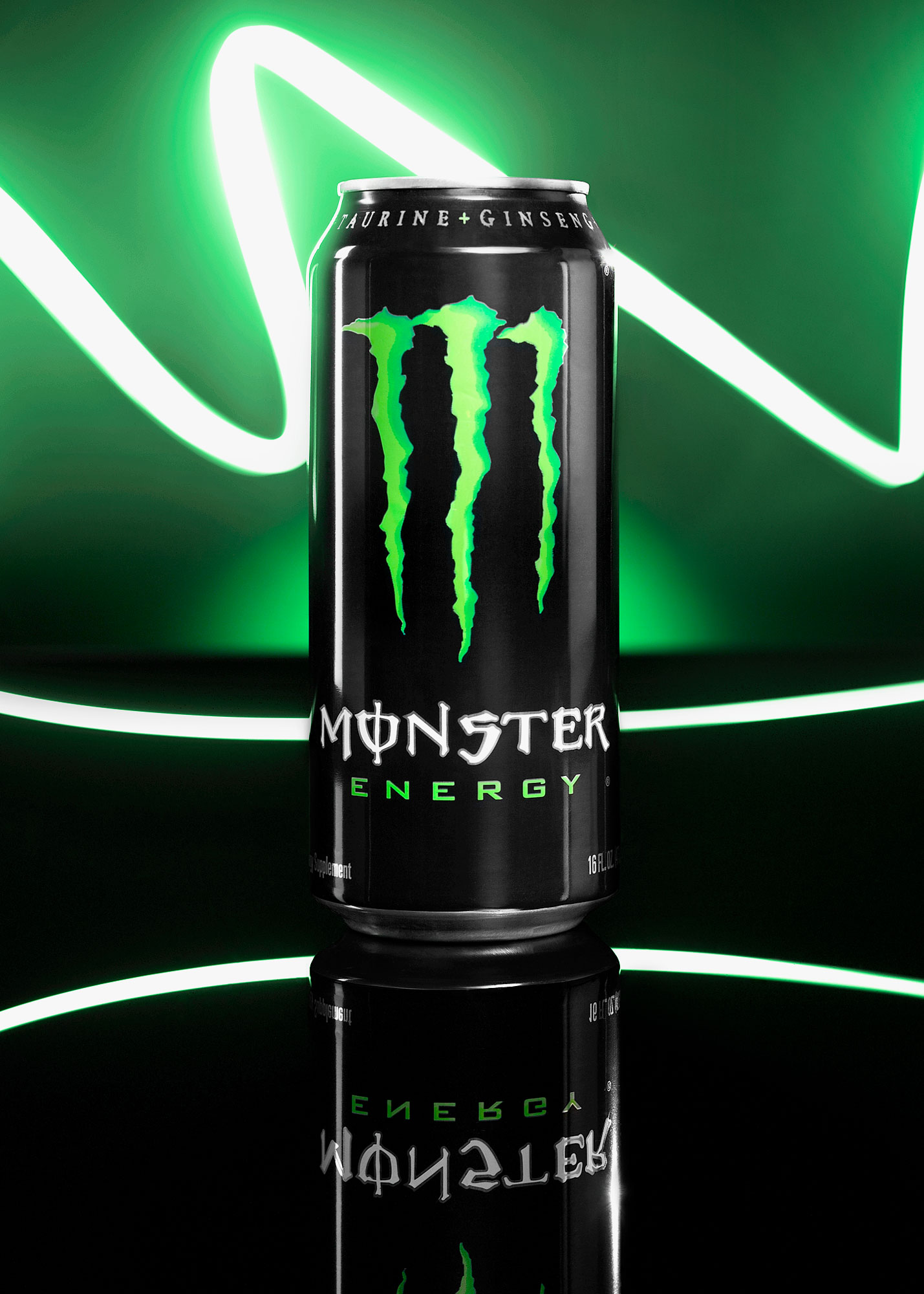 Product Photography I: Monster Energy Drink by Alex Kay