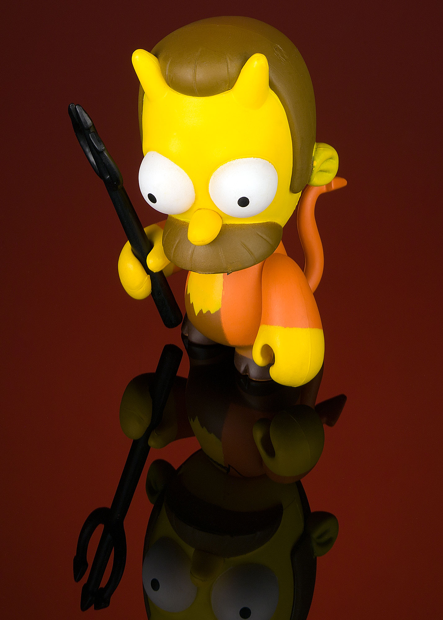 Product Photography I: Devil Ned Flanders Figure by Alex Kay