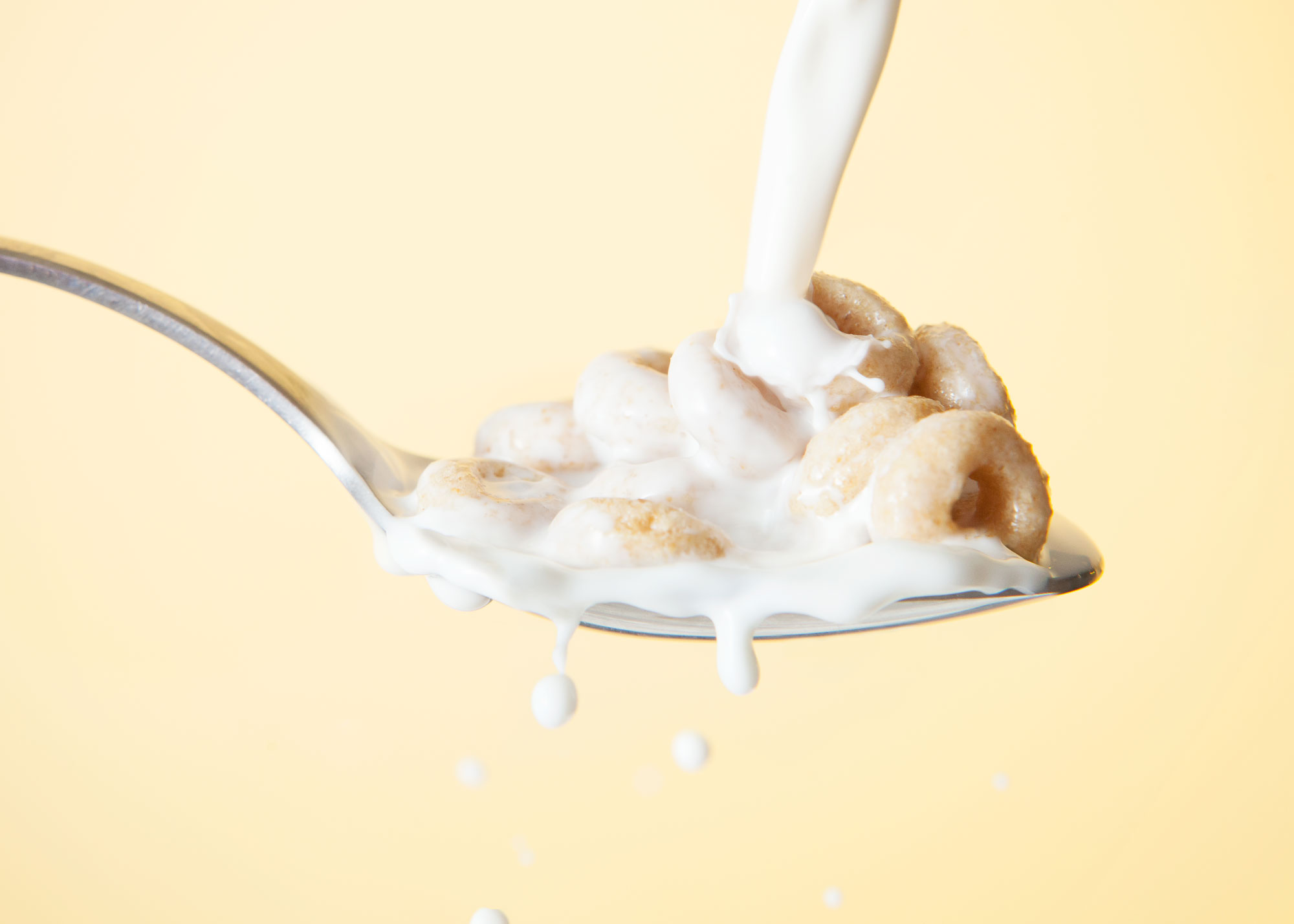 Product Photography II: Cereal On A Spoon by Alex Kay