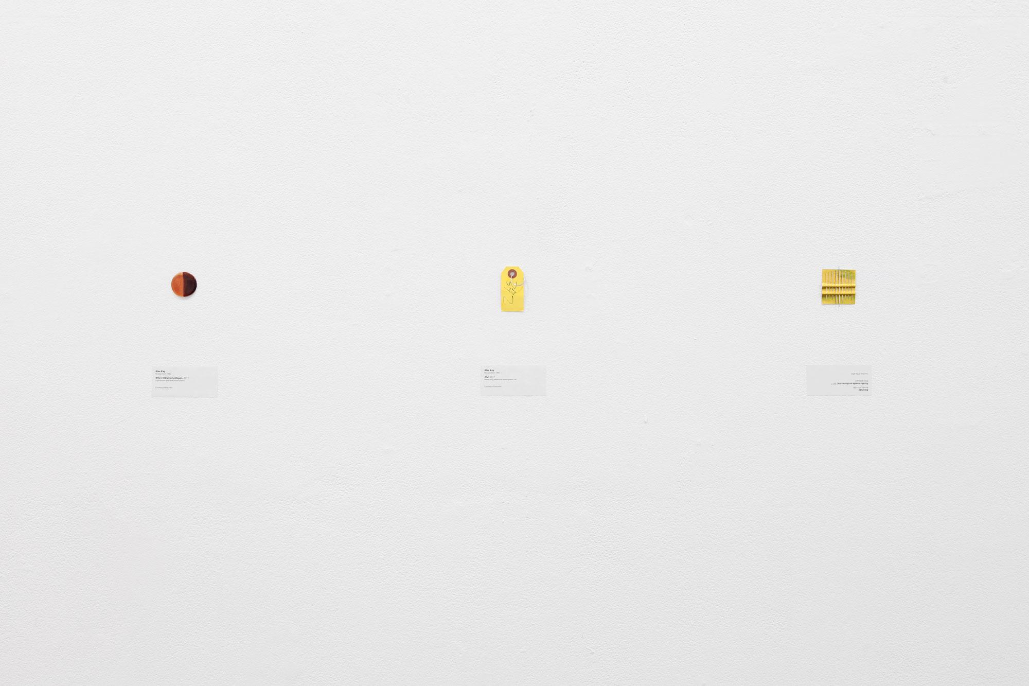 Meshki: Royal Black, Potato Sacks, i.e., Meaningmization, Small Objects #2 by Alex Kay