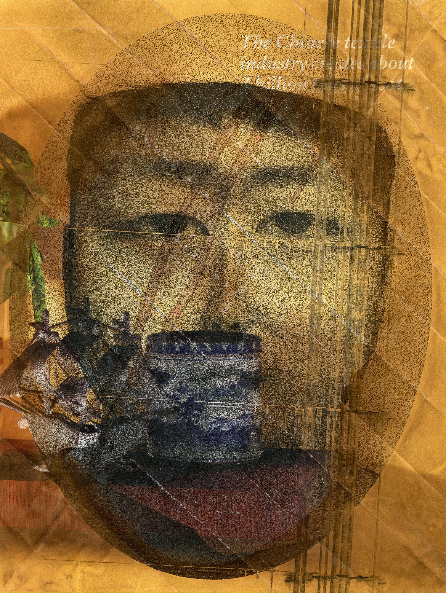 Kim Zhang Mao #4 by Alex Kay