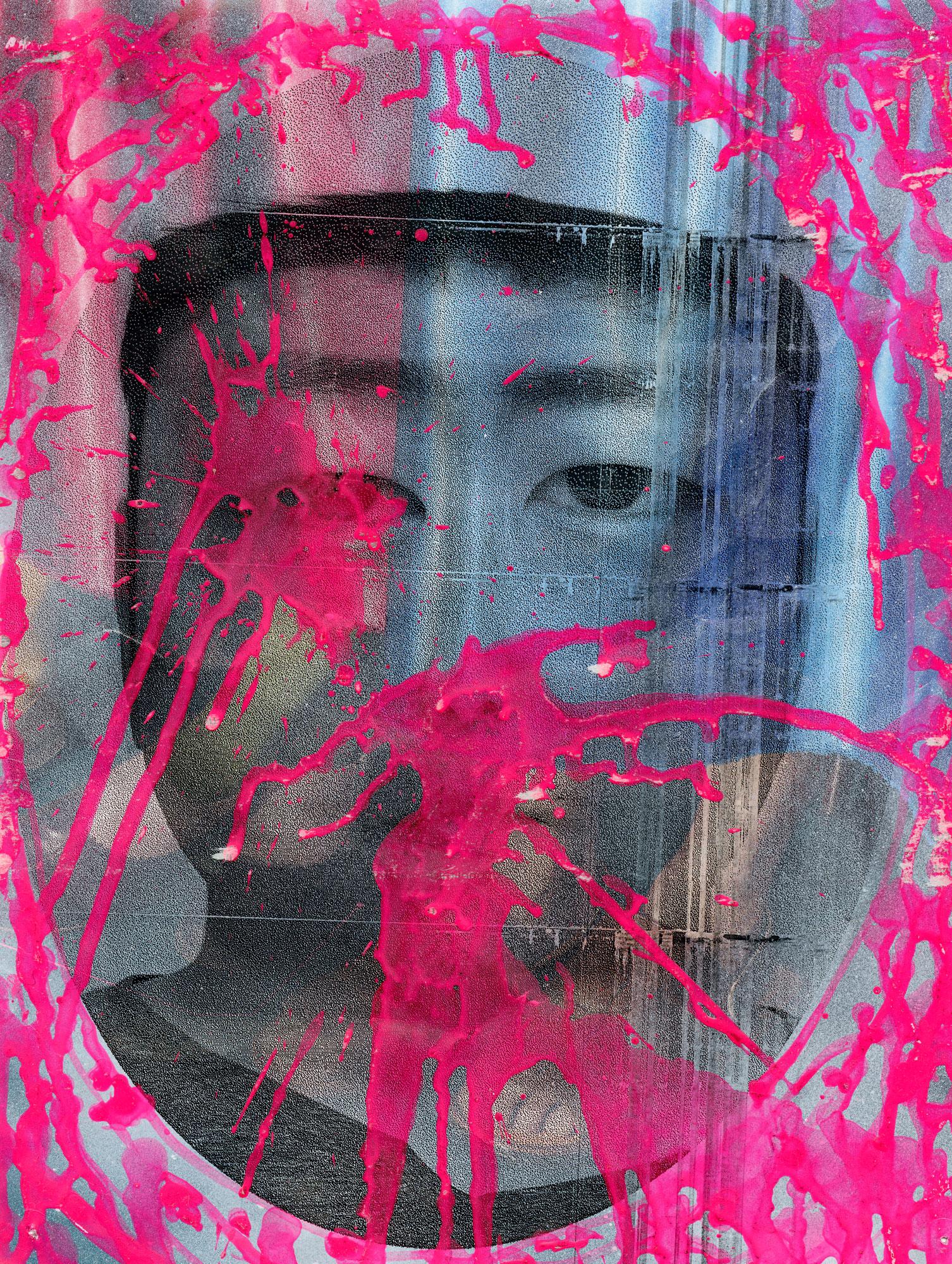 Kim Zhang Mao #7 by Alex Kay