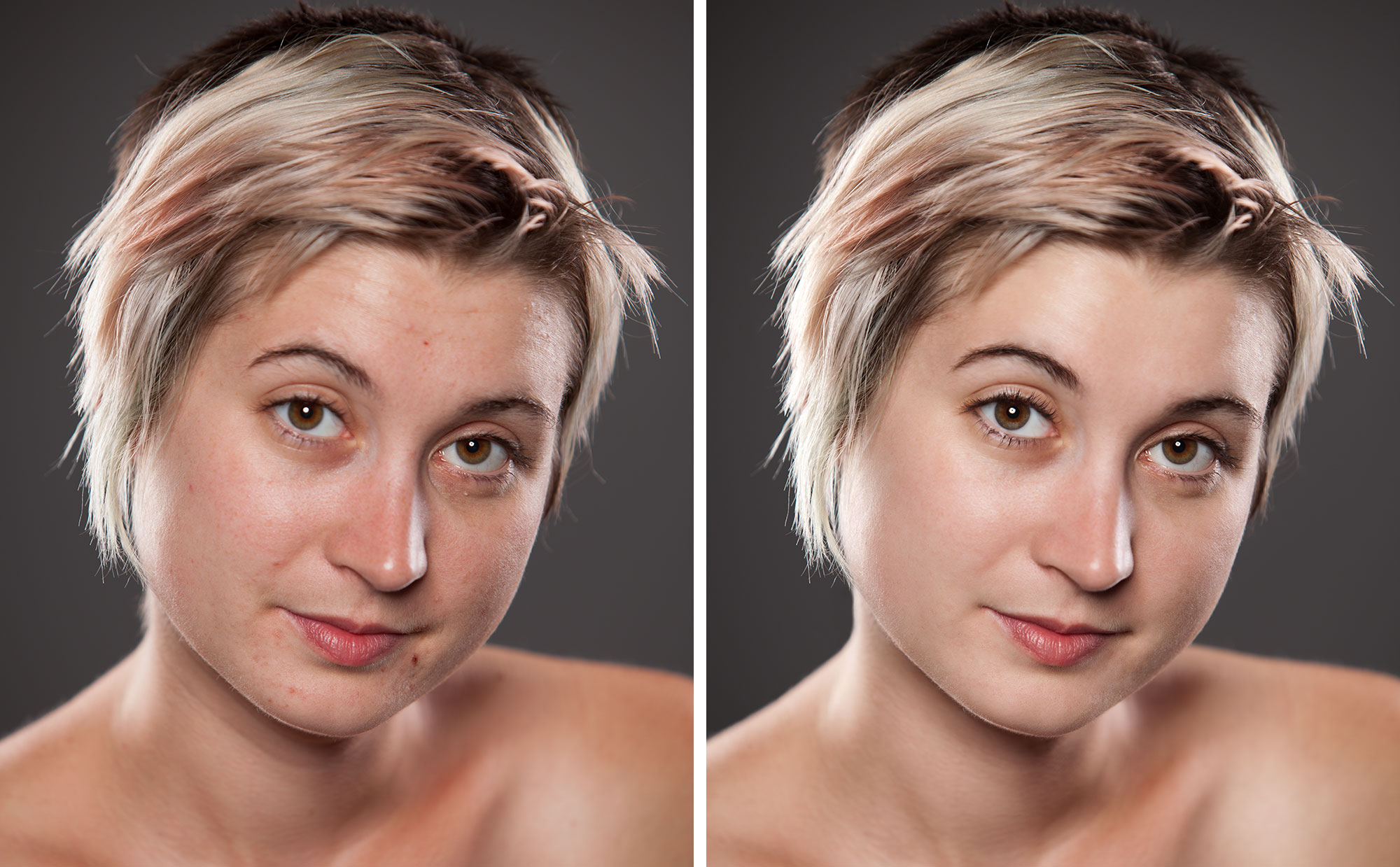 Professional Retouching I: Headshot by Alex Kay