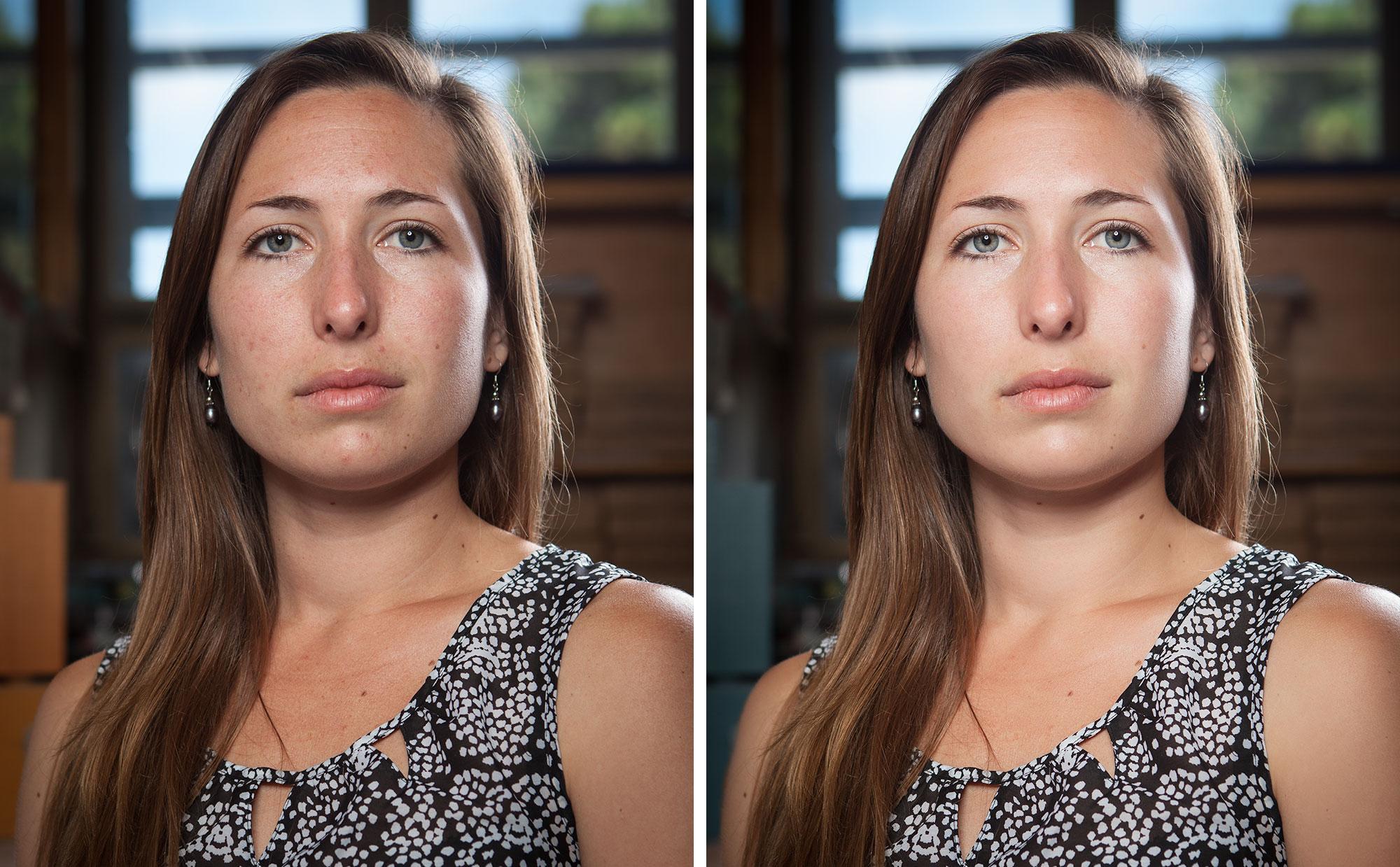 Professional Retouching I: Female Portrait by Alex Kay
