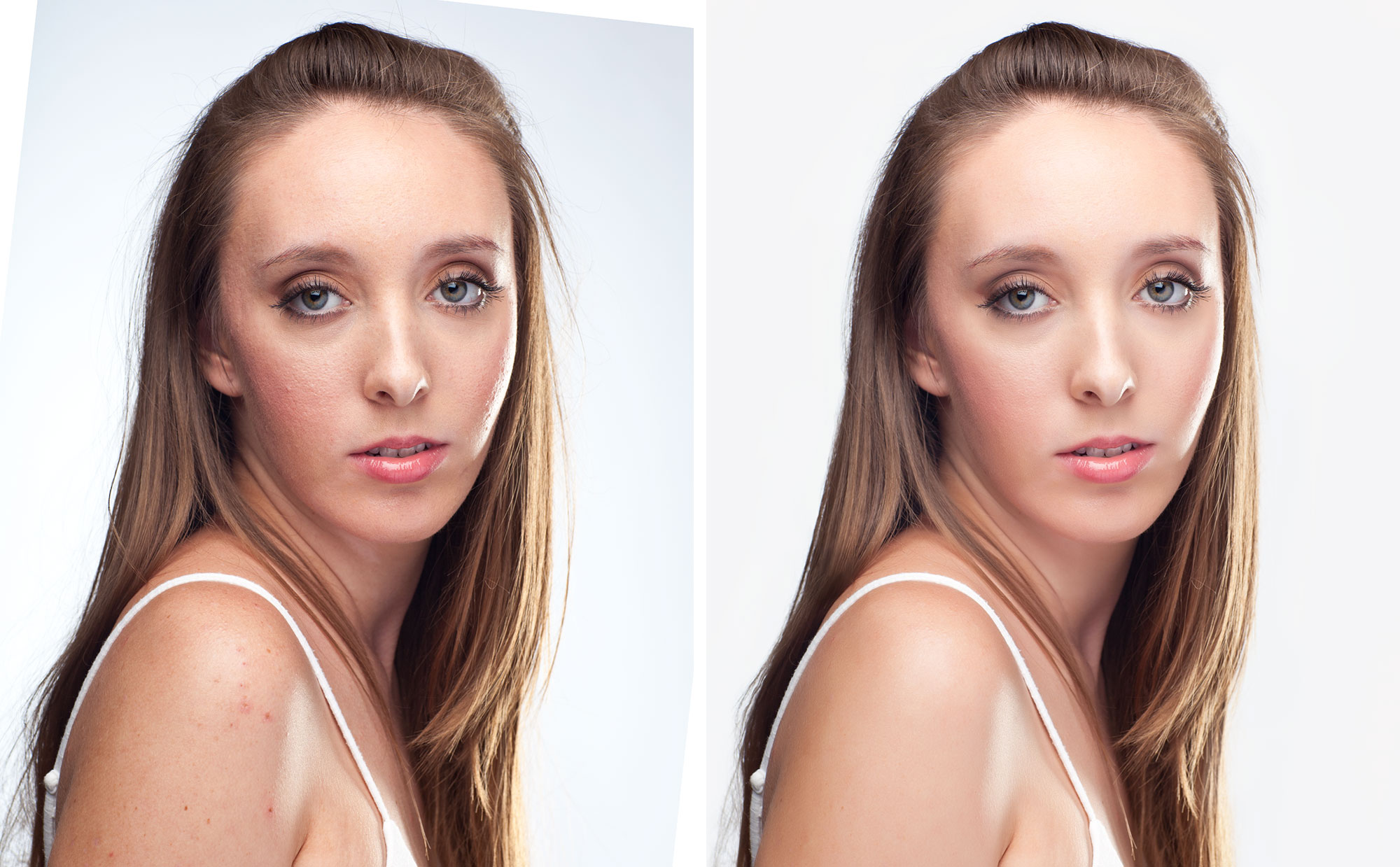 Professional Retouching I: Glamour Portrait #1 by Alex Kay